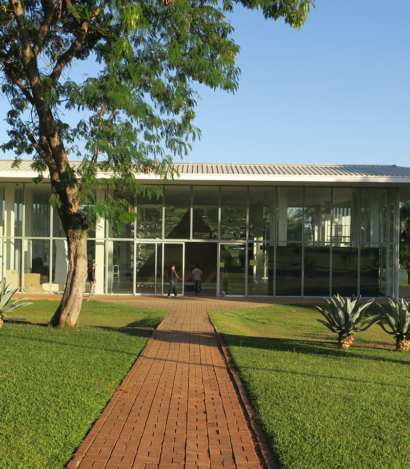 Pavilhão de Vidro - Foto - Tatiana Duarte - corte